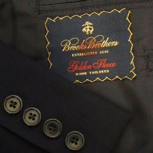 Brooks Brothers Golden Fleece Blue Hand jacket